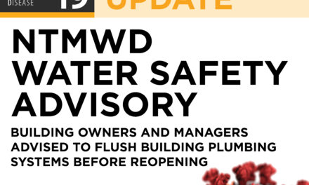 Building owners and managers advised to take steps to ensure water safety prior to reopening