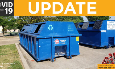 Second drop-off recycling bin added