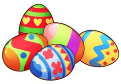 City Holds Unique Easter Egg Hunt