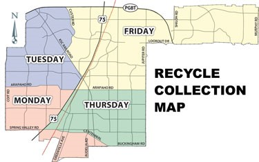 Trash and Recycling Collection Begins Normal Service April 27