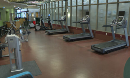 Recreation Centers increase occupancy to 50 percent
