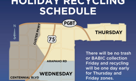 JULY 4 HOLIDAY SERVICE IMPACTS FOR CITY SERVICES AND FACILITIES