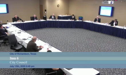 City Council Updated on Hotel/Motel Fund