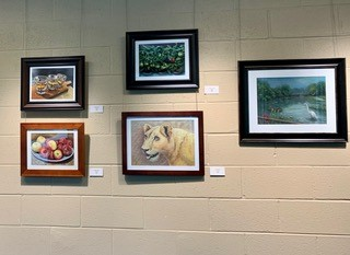 Art on Display at Rec Centers