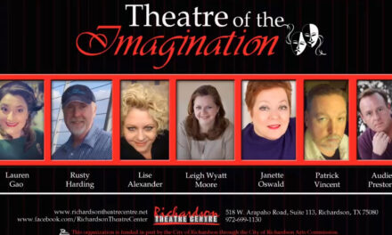 "Richardson Theatre Centre Posts Second Episode of ""Theatre of the Imagination"""