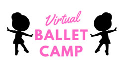 Virtual Ballet Camp Offered Next Week