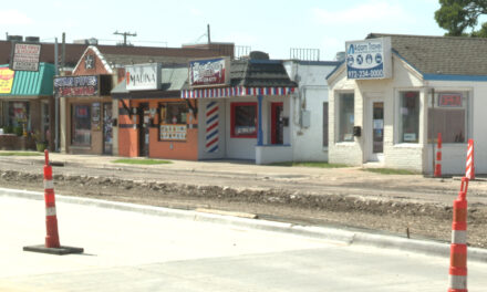 City Council Updated on Main Street Infrastructure Project