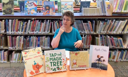 Virtual Storytimes Offer Great Books and Bonding Time