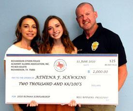 RCPAAA Awards Scholarships