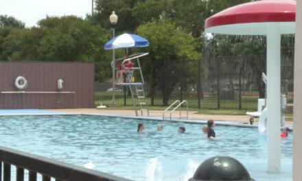 City Pools Close Aug. 16