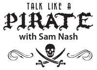 """Get Ready for """"Talk Like a Pirate Day"""""""