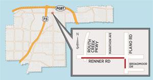 Lane Closures Expected Near Spring Creek Nature Area, CityLine