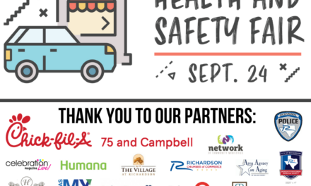 Drive-thru Health and Safety Fair for Seniors Sept. 24