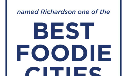 """Richardson named one of the """"best foodIE cities"""" in the country"""