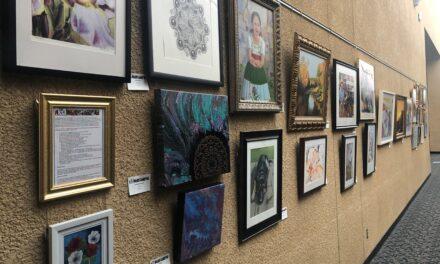 RCAS Art Exhibit at Civic Center/City Hall