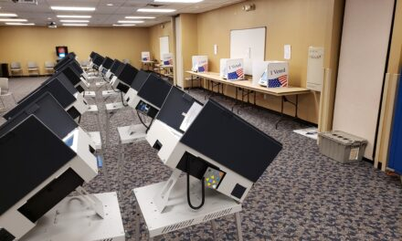 Early Voting Continues