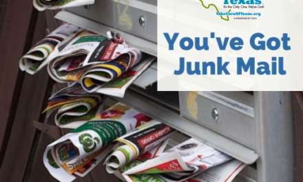 Say No to Junk Mail