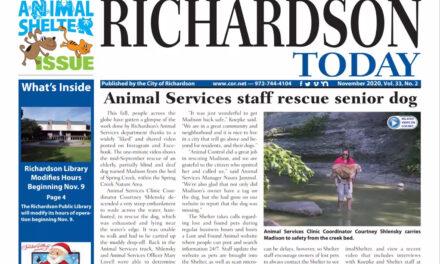 Richardson Today Mailed