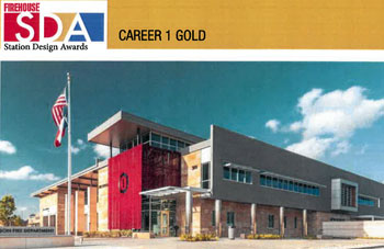 Fire Station 1 Receives National Design Award