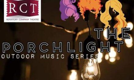 Porchlight Cabaret Outdoor Theatre Series Continues Oct. 10