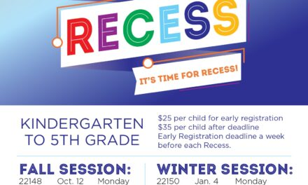 """Recess!"" Day of Play Nov. 3 at Heights Recreation Center"