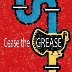 """""""Cease the Grease"""" Holiday Grease Collection Begins Nov. 27"""