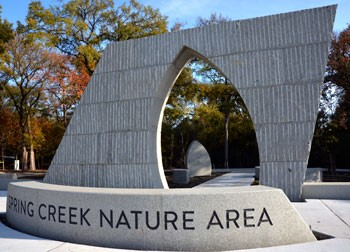 New Trails Open in Spring Creek Nature Area