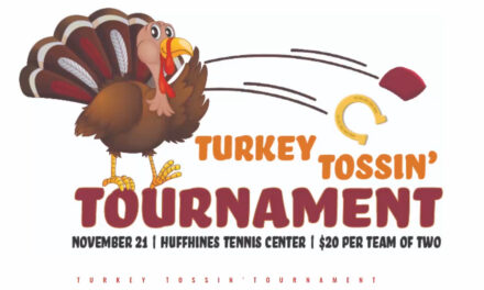 "City's First-Ever ""Turkey Tossin' Tournament"" Nov. 21 Benefits Network"