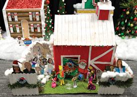 Virtual Christmas Parade Held; Award Winners Announced