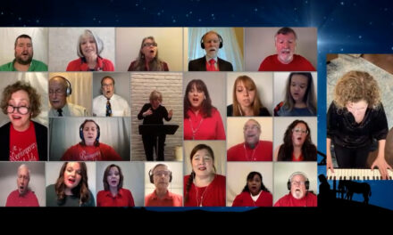 """2020 Christmas with the Virtual Contemporary Chorale"" Now Online"