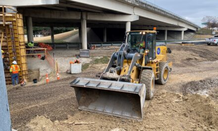 DART Celebrates Silver Line Construction with First Concrete Pour Ceremony
