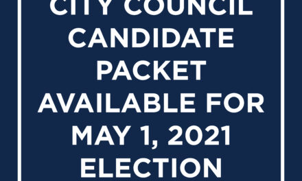 City Council election packets available Jan. 4