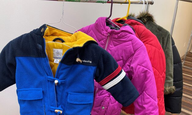 Coats for kids and youth around the community needed
