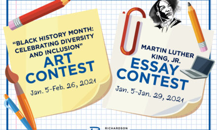 Winners of MLK, Jr. Essay Contest Announced