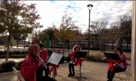 RCB Posts Pop-up Concerts from Richardson Public Art Sites
