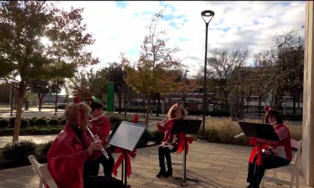 RCB Posts Pop-up Concerts from Richardson Public Art Sites