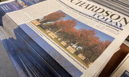 Richardson Today Hits Mailboxes This Weekend
