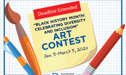 bLACK HISTORY MONTH: CELEBRATING DIVERSITY AND INCLUSION ART CONTEST SUBMISSION DEADLINE EXTENDED TO MARCH 5
