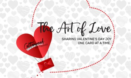 Cottonwood Art Festival Sponsors Valentine Card Drive