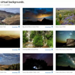 Texas Parks and Wildlife Offers Free Scenic Backgrounds for Video Calls, Meetings