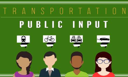 Public Input Sought for Regional Transportation Initiatives