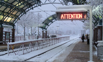 DART Alters Schedule Due to Winter Weather