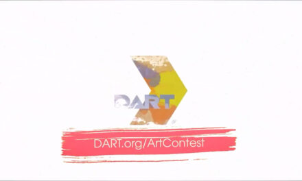 DART Student Art Contest Continues through March 23