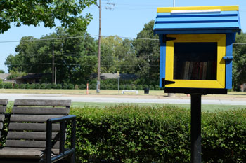 "Friends of the Library Offers No-Cost ""Little Free Library®"" Kits"