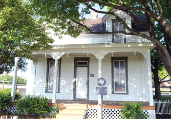 Miss Belle's House to Temporarily Move Near Current Location