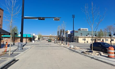 Richardson's Main Street Infrastructure Project Almost Complete