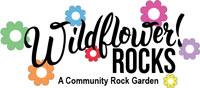 Wildflower! Sponsors Community Rock Garden at City Hall
