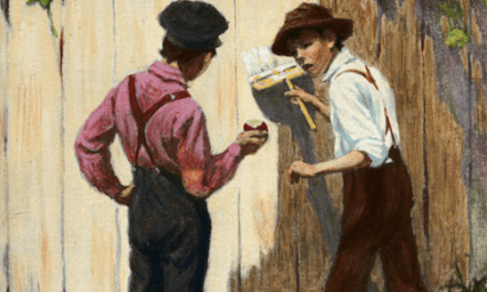 """""""The Adventures of Tom Sawyer"""" at The Core Theatre March 13-28"""
