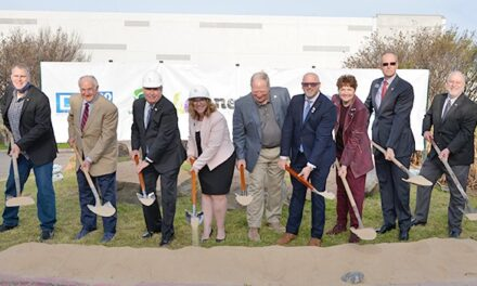 Network Breaks Ground at New Building