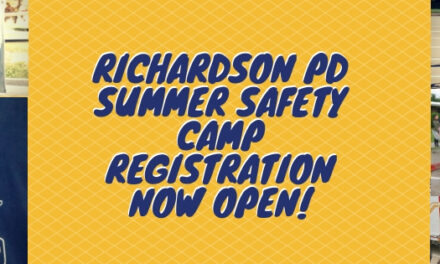 Registration Open for Police Department's Summer Safety Camp